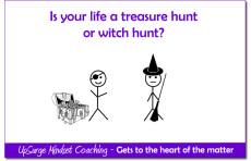 UpSurge Coaching Treasure Hunt