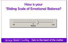 UpSurge Coaching Emotional Balance